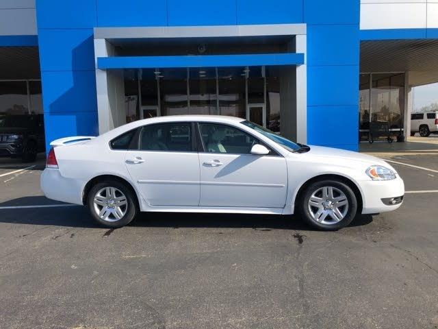 2011 Chevrolet Impala LT Fleet FWD
