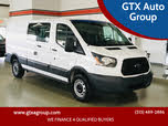 2015 Ford Transit Cargo 350 3dr LWB Low Roof with 60/40 Side Passenger Doors