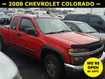 2008 Chevrolet Colorado LT Extended Cab RWD