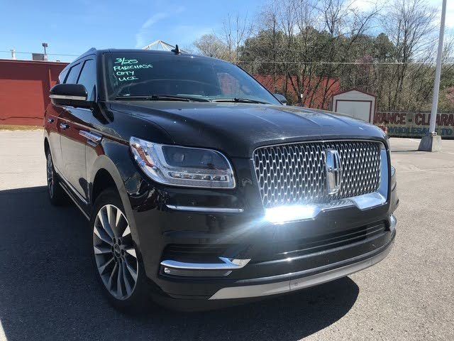 2019 Lincoln Navigator Select 4WD