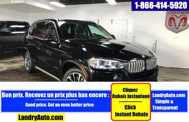 2016 BMW X5 xDrive35i AWD