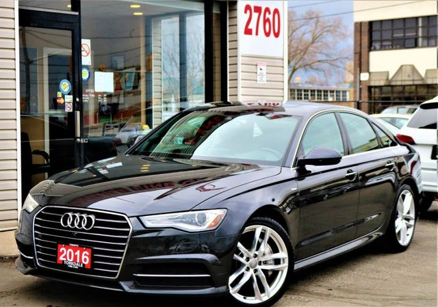 2016 Audi A6 3.0T quattro Technik Sedan AWD