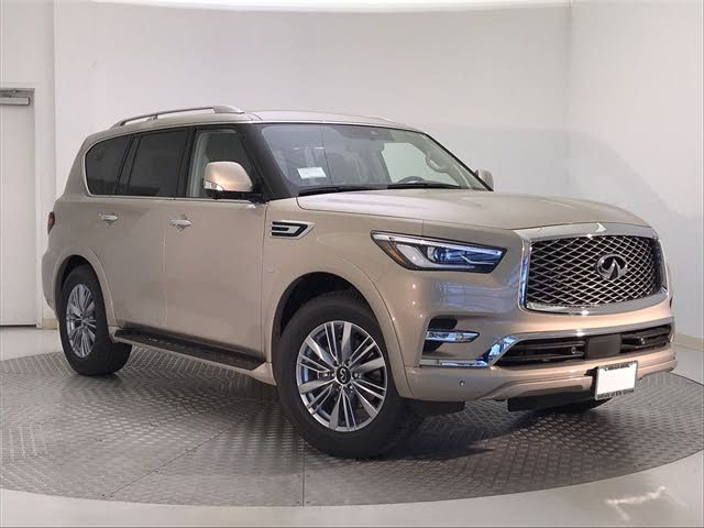2021 infiniti qx80 for sale in napa, ca - cargurus