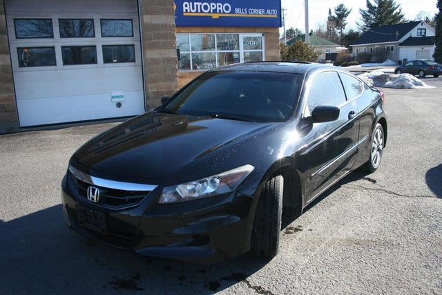 2012 Honda Accord Coupe EX-L with Nav