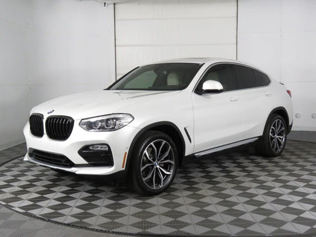 2019 BMW X4 xDrive30i AWD