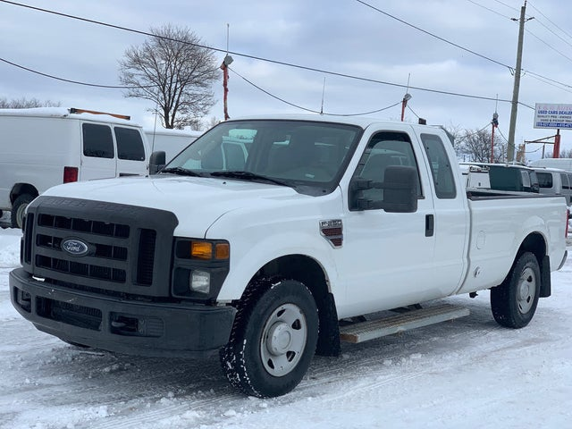 2009 Ford F-250 Super Duty XL SuperCab LB