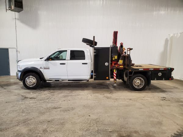 2013 RAM 5500 Chassis