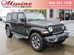 2018 Jeep Wrangler Unlimited Sahara 4WD