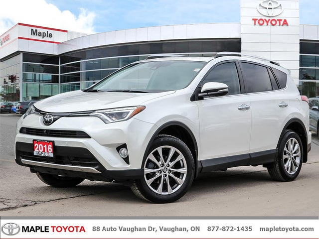 2016 Toyota RAV4 Limited AWD