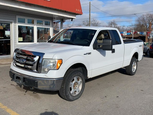 2009 Ford F-150 FX4 SuperCab LB 4WD