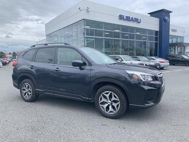 2019 Subaru Forester 2.5i Convenience AWD