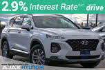 2019 Hyundai Santa Fe 2.4L Essential FWD with SmartSense Package