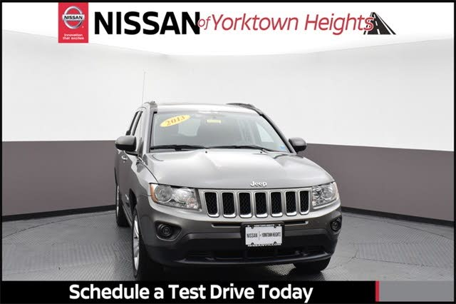 2013 Jeep Compass Latitude 4WD