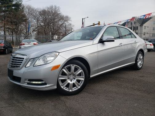 2013 Mercedes-Benz E-Class E 350 BlueTEC Luxury