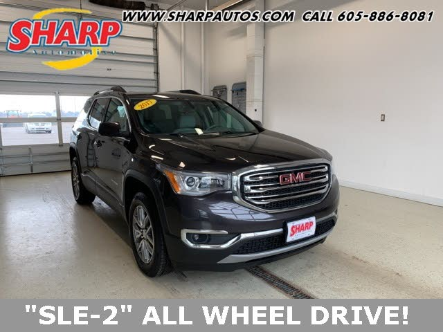 2017 GMC Acadia for Sale in Sioux Falls, SD - CarGurus