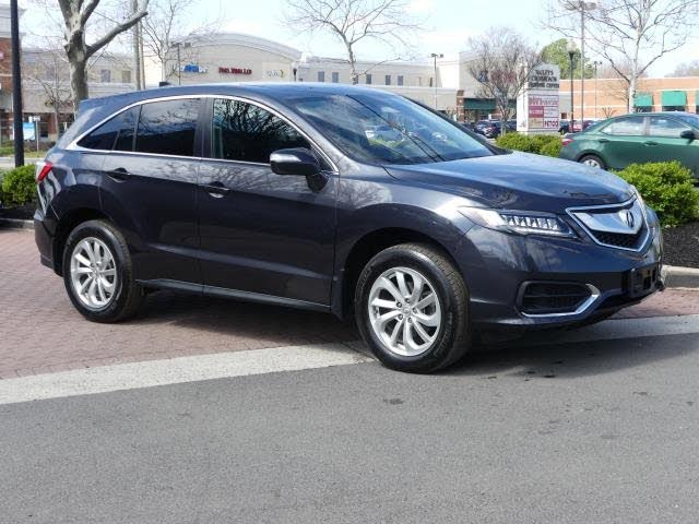 2016 Acura RDX AWD with AcuraWatch Plus Package