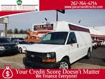 2011 Chevrolet Express Cargo 1500 AWD