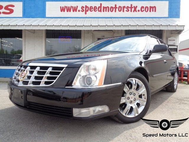 Used 2011 Cadillac DTS Platinum FWD for Sale (with Photos ...