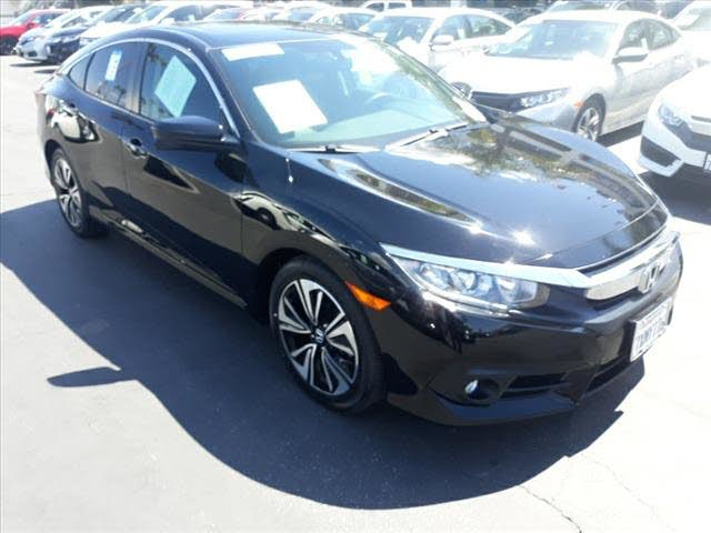 2016 Honda Civic EX-L with Navigation