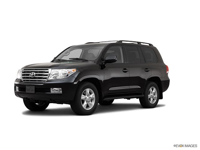 2011 Toyota Land Cruiser AWD