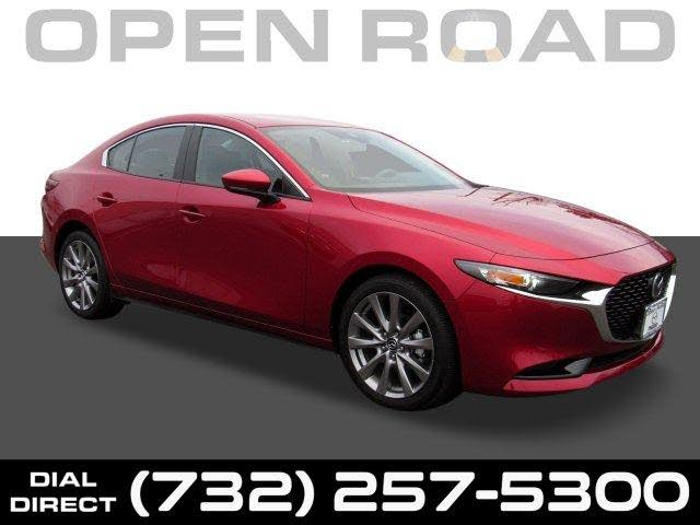 2019 Mazda MAZDA3 Preferred Sedan FWD