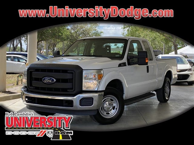 2013 Ford F-250 Super Duty XL SuperCab LB