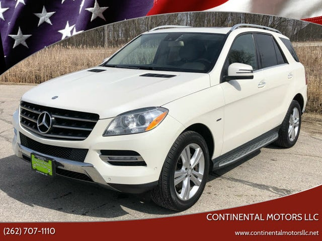 Used Mercedes-Benz M-Class for Sale in Milwaukee, WI ...