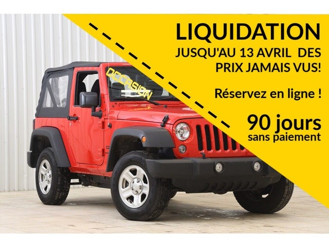 Jeep Wrangler Rubicon Hard Rock For Sale In Montreal, QC