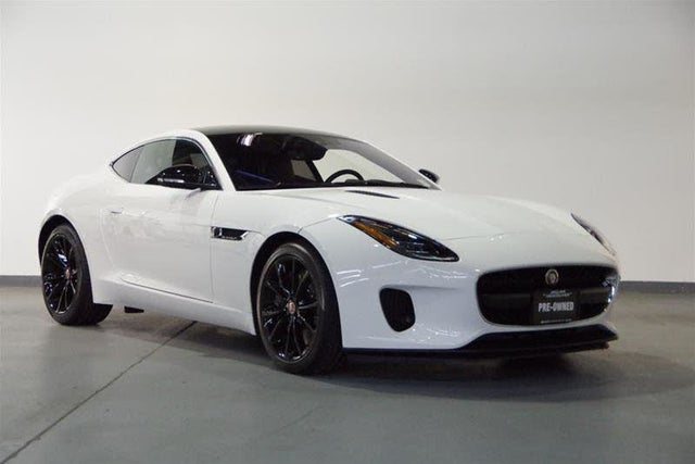 2019 Jaguar F-TYPE P380 Coupe RWD
