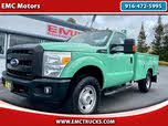 2011 Ford F-350 Super Duty Chassis XLT 4WD