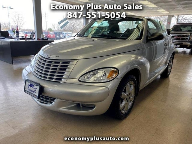 2005 Chrysler PT Cruiser Touring Turbo Convertible FWD