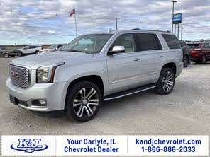 Used Gmc Yukon For Sale In Marion Il Cargurus