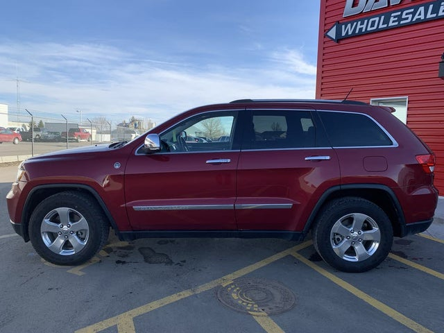2013 Jeep Grand Cherokee Limited 4WD