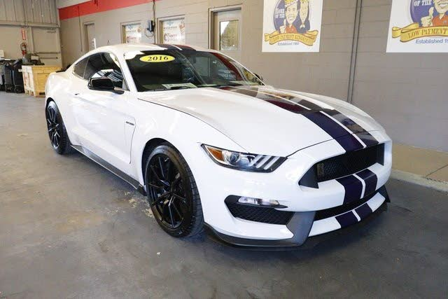 2016 Ford Mustang Shelby GT350 Fastback RWD
