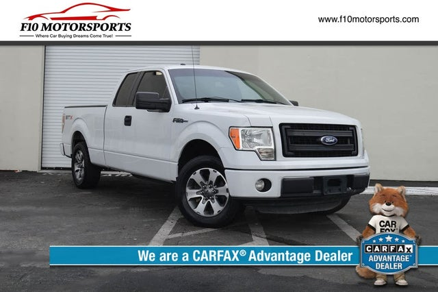 2013 Ford F-150 STX SuperCab
