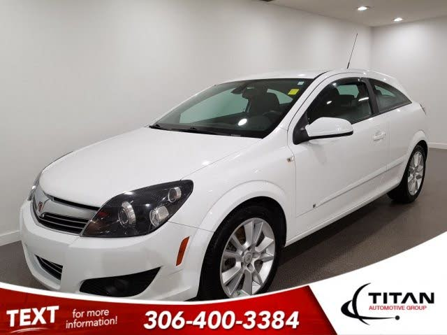 2009 Saturn Astra XR Coupe