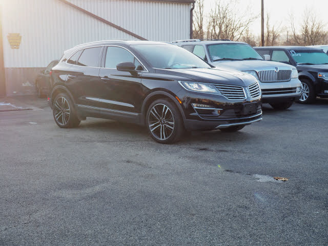 2018 Lincoln MKC Reserve AWD
