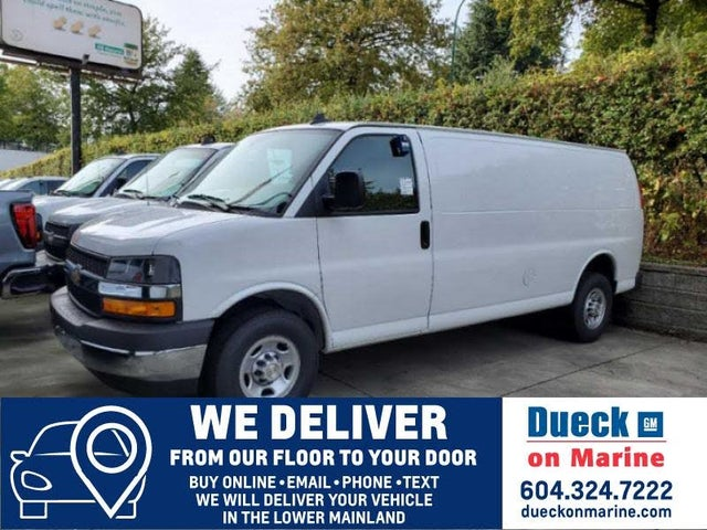 2019 Chevrolet Express Cargo 3500 Extended RWD