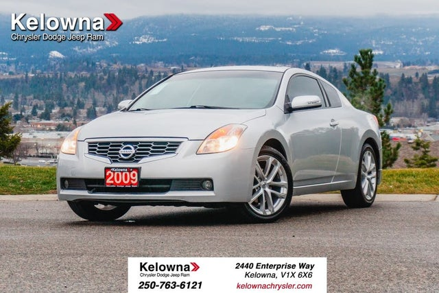 2009 Nissan Altima Coupe 3.5 SE