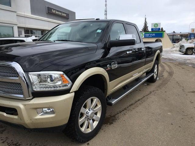 2015 RAM 3500 Laramie Longhorn Crew Cab LB 4WD