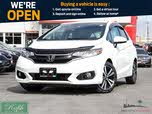 2018 Honda Fit Sport with Honda Sensing