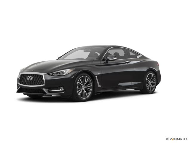 2019 INFINITI Q60 3.0t Pure Coupe AWD