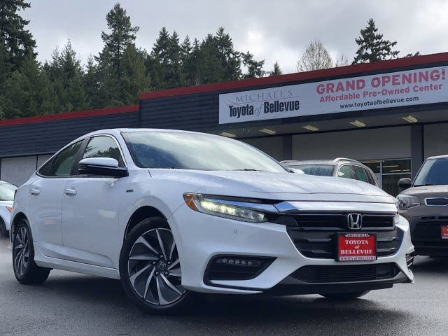 2019 Honda Insight Touring Sedan FWD