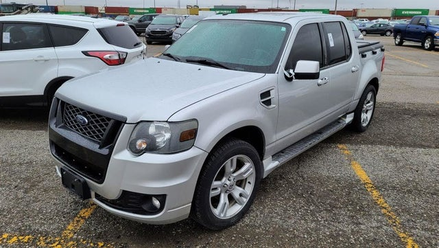 2009 Ford Explorer Sport Trac Limited V8 AWD