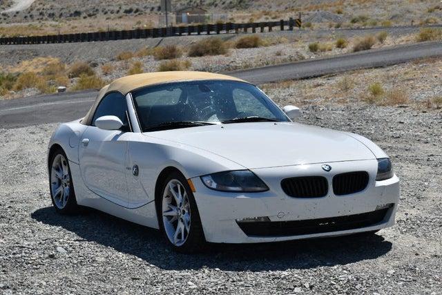 2008 BMW Z4 3.0i Roadster RWD