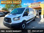 2019 Ford Transit Cargo 150 Low Roof LWB RWD with 60/40 Passenger-Side Doors