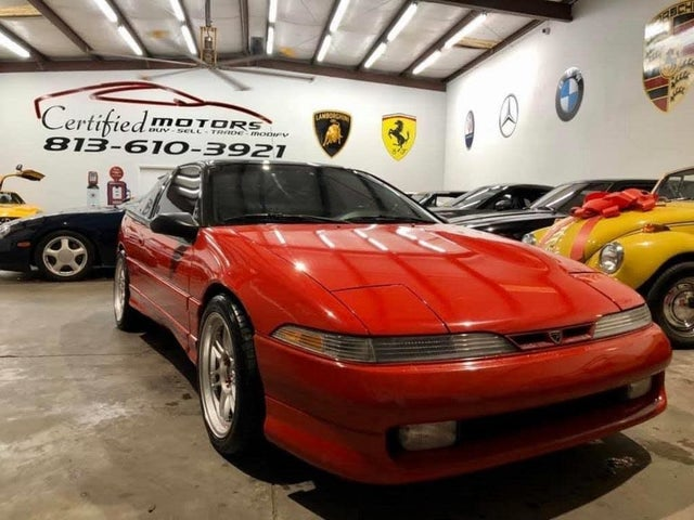 1990 Eagle Talon 2 Dr TSi Turbo AWD Hatchback