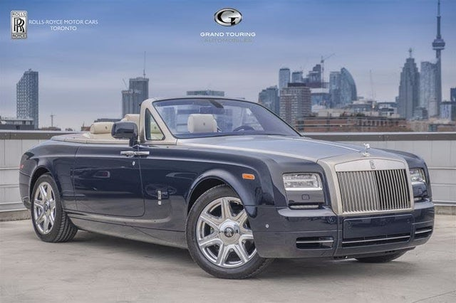2014 Rolls-Royce Phantom Drophead Coupe Convertible