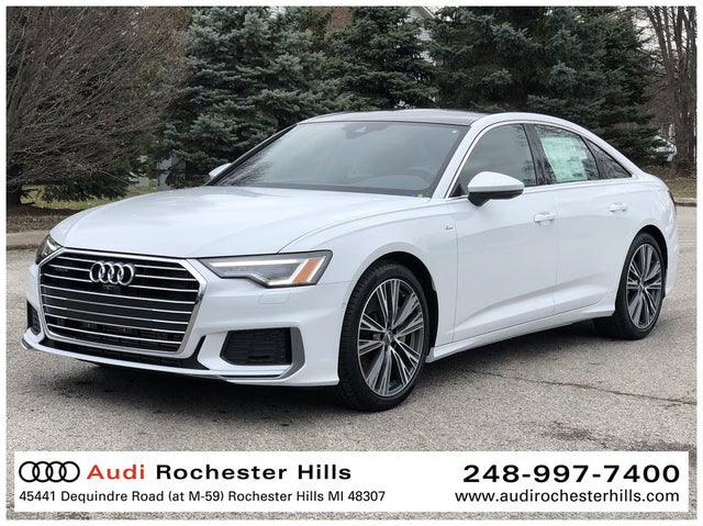 new audi a6 for sale in michigan cargurus cargurus