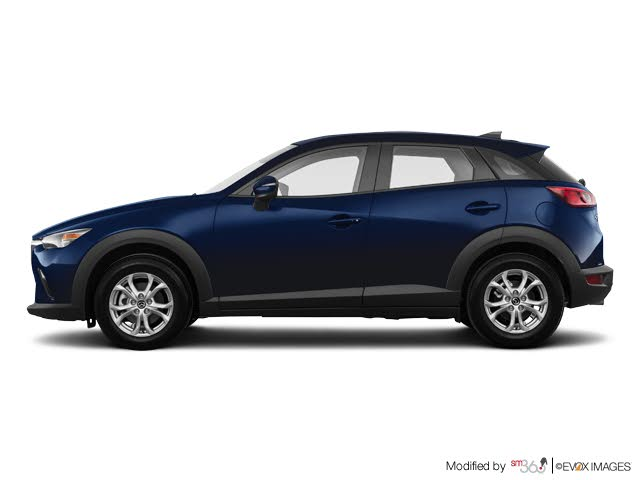2020 Mazda CX-3 GS AWD
